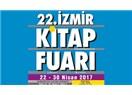 İzmir Kitap Fuarı okuyucularını bekliyor