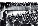 23 Nisan 1920'de açılan TBMM'nin kuruluş amacı ve Meclis Başkanlığı seçimi...