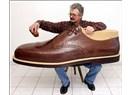 Ayağımıza olmayışı ayakkabının ölçüsünden değil ayağımızın şeklinden