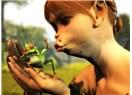 Kurbağa, prens ya da prensese dönüştü mü?