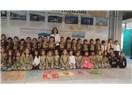 Şehit Kamil Balkan İlkokulu 1-C Sınıfı 23 Nisan gösterisi ayakta alkışlandı