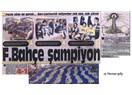 Fenerbahçe 18 Galatasaray 1 ( Fenerbahçe ezip geçiyor yine)