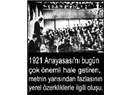 """20 Ocak 1921 Teşkilatı Esaiye Kanunu'nun(1921 Anayasası'nın) """"demokratik"""" yapısı..."""