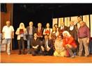 Bedensel Engelliler Tiyatrosu yeni oyunlarını sergilediler
