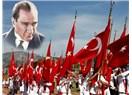 19 Mayıs 1919'da Mustafa Kemal Atatürk, Samsun'a çıkarak Kurtuluş Savaşı'nı başlatır.