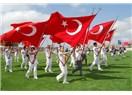 Samsun'dan esen 19 Mayıs rüzgarı