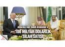 Suudi Arabistan ABD'den aldığı 110 milyar dolarlık silahla  ne yapacak?