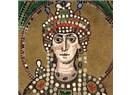 Bizans siyasetinde Theodoranın rolü'ne genel bir bakış