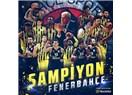 Basketbolda sezon Fenerbahçe'nin 3 kupası ile bitti