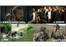 Geçen Haftanın (12 - 18 Haziran 2017) en çok izlenen dizileri!