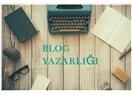 Blog Yazarlığıma Öz Eleştiri!