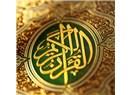 Kur'an-ı Kerim'den mesaj var – 13
