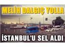 İstanbulu sel aldıkça İzmir'de güller açar mı?