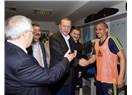 Fenerbahçe Stadı'ndaki Cumhurbaşkanı