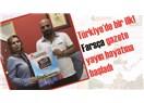 Türkiye'de bir ilk! Farsça gazete yayın hayatına başladı