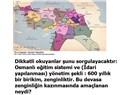 """Cumhuriyet Yönetimi, Osmanlı Okullaşma Seviyesine 1950'lerde Ulaştı.""""Hadi Canım Çok Uçmuşsun!""""(4)"""
