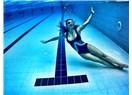 Neslihan Yeldan Formunu Aqua Jog Antrenmanı İle Koruyor