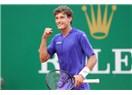Tenis'de Erkeklerin İlk Yarı Finalisti Belli Oldu