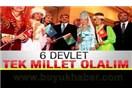Türkî Cumhuriyetler Türkiye'ye Yakın Değil