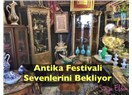 Antika Severler Festivalde Buluşuyor