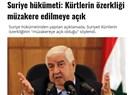 Barzani Hamlesinden Sonra Sıra Suriye Kürt Bölgesine mi Geldi?