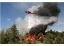 Ormanların İsimsiz Azizleri: Orman Yangın Söndürme Helikopteri Pilotları