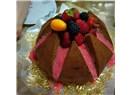 Meyveli Volkan Pasta
