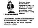 """Amerika, """"Büyük Kürdistan (!)"""" Hayâli ile Türkiye'yi Karşısına Alamaz. Neden mi ? (5)"""