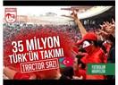 Dünyada En Çok Türk Taraftarı Olan Takım