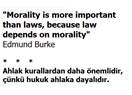 Hukuk Uygulamadan Doğar İthal edilmez. Laiklik Ve Demokrasi Neye Hizmet Etmektedir (4)