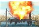 """Amerika'dan Bir """"Çizgi Film"""" Saldırısı Daha: Şehitler Köprüsü'nü Bombaladılar!"""