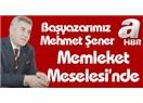 Aksu  Köy Enstitüsü Mezunu Mehmet Şener