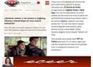 Hazal Kaya ve Çağatay Ulusoy TRT Espanol'a Haber Oldu
