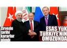 Soçi Zirvesi, Suriye'nin Toprak Bütünlüğünün Korunması ve Üniter Yapısının Tesisi...