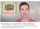 Chris Wark ile Kemoterapisiz Kanseri Doğal Yollarla Yenme Programı