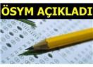 Yükseköğretim Kurumları Sınavı İlk Oturumu (TYT) Temel Yeterlilik Testi Örn. Soru Kitapçığı Yayımlan