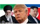 Atom Bombası+Atom Başlıklı Kıtalararası Balistik Füze ICBM+Uzay Kabiliyetleri Olmak; İran ve K.Kore