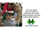 Birilerini Yakan Ama Kimseyi Isıtmayan Ateş, Filistin