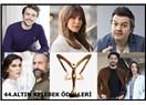 2017 44. Altın Kelebek Ödüllerini Kimler Aldı - Kimler Hüsrana Uğradı!