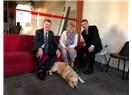 İngiltere Büyükelçisi ve Hayvansever Görme Engelli Eşi Maggie'nin Ülkemize Vedası!