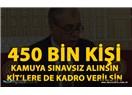 Taşerona Kadroda, KİTleri Kadro Dışı Bırakmak Adalet midir?