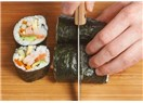 Evde Sushi keyfi