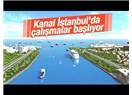 Kanal İstanbul'a Harcanacak 65 Milyar Lira ile Türkiye'deki 3,5 Milyon İşsize İş Alanı Açılır