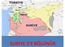 Suriye 3'e Bölünür..