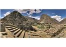 "Peru'daki Dördüncü Günde ""Abla"" Grubu, Kutsal Vadi, Pisac ve Ollantaytambo'da."
