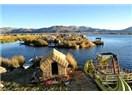 """Peru Gezisinin Onuncu Gününde """"Abla"""" Grubu, Titicaca Gölü'nde Uros ve Taquile Adalarını, Bir de..."""