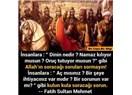 Fatih'in Fermanı: Allah'ın Soracağı Soruları Sormayın