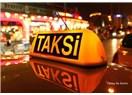 Taksi Sürücüsü ile Sohbet