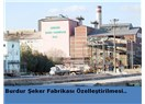 Burdur Şeker Fabrikası Özelleştirilmesi..