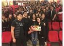 Aycın Tuyun 8 Mart Dünya Kadınlar Gününde Öğrencilerle Buluştu